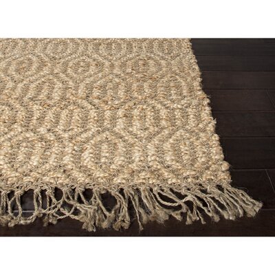Raposa Taupe/Tan Area Rug Rug Size: 9 x 12