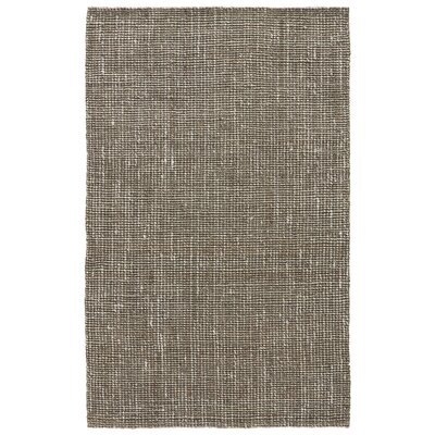 Raposa Warm Sand/Antique White Naturals Area Rug Rug Size: 5 x 8