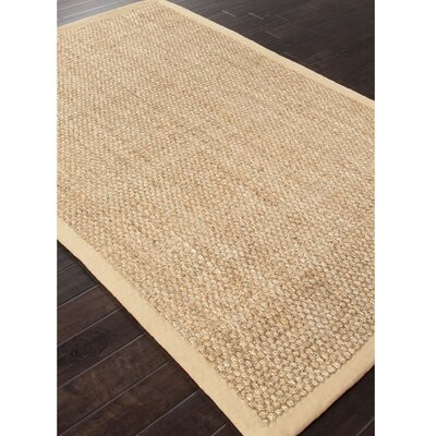 Quintana Beige Area Rug Rug Size: Rectangle 4 x 6