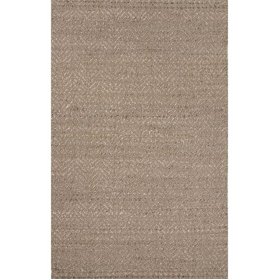 Raposa Jute Elm Naturals Area Rug Rug Size: Rectangle 2 x 3