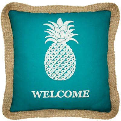 Paralimni Outdoor Throw Pillow