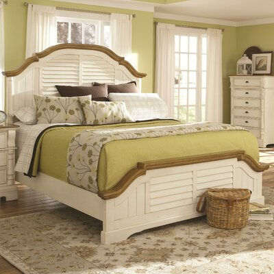 Lalma King Panel Bed