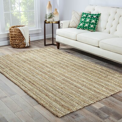 Quintana Hand-Woven Area Rug Rug Size: Rectangle 5 x 8