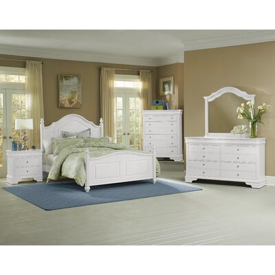 Hewitt Platform Configurable Bedroom Set