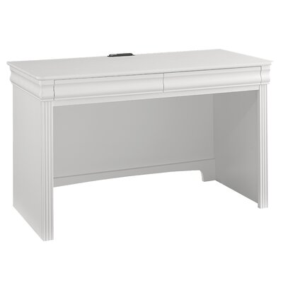 Edenvale Computer Desk Finish: Soft White