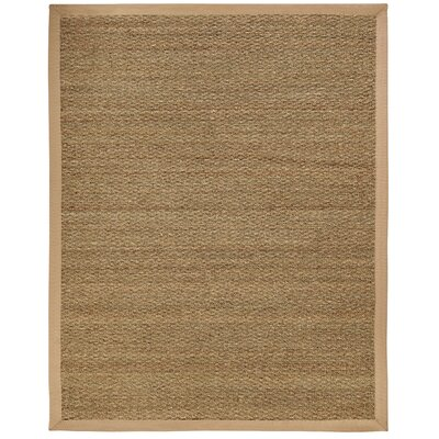 Yesenia Natural Area Rug Rug Size: 5 x 8