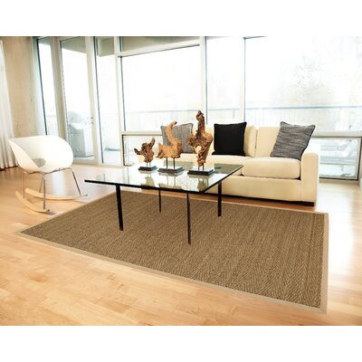 Yesenia Natural Area Rug Rug Size: 8 x 10