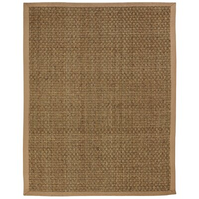 Allard Bay Natural Area Rug Rug Size: 5 x 8