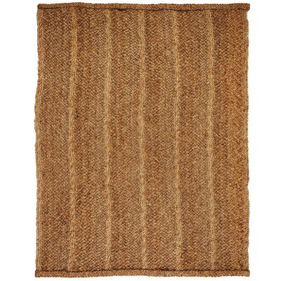 Selkirk Hand-Woven Natural Area Rug Rug Size: 5 x 8