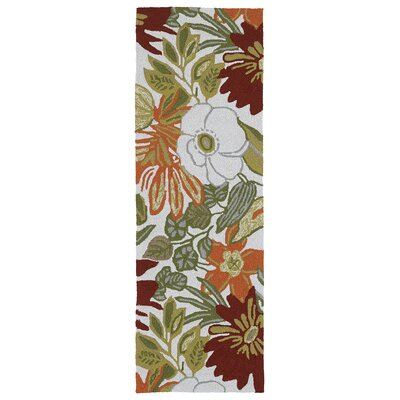 Jamaica Tufted Indoor/Outdoor Area Rug Rug Size: Runner 2 x 6