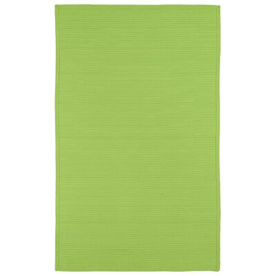 Josephine Lime Green Indoor/Outdoor Area Rug Rug Size: Rectangle 8 x 11
