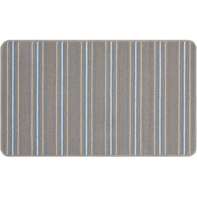 Montclair Hand-Tufted Gray Area Rug Rug Size: 18 x 210