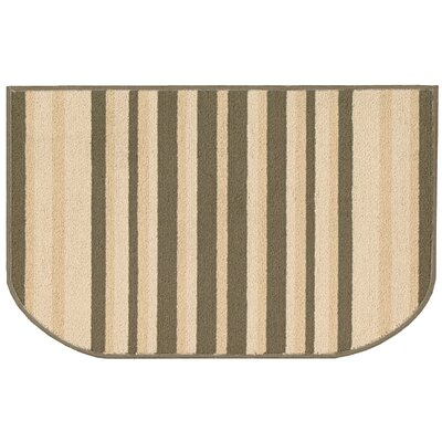 Belford Hand-Tufted Beige/Green Area Rug