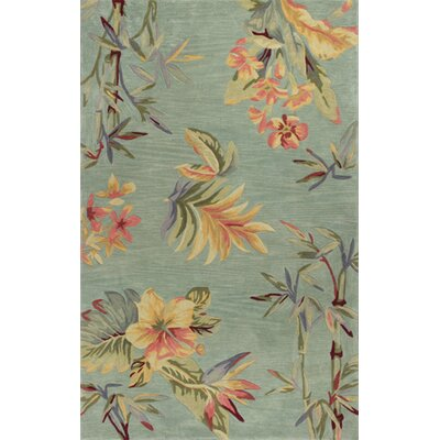 Murray Exotics Area Rug Rug Size: Rectangle 53 x 83