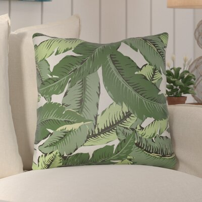 Tomasello Indoor/Outdoor Throw Pillow Size: 20 H x 20 W x 4 D
