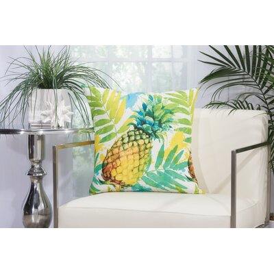 Chartion Indoor/Outdoor Throw Pillow
