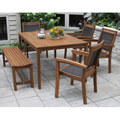 Suffield 6 Piece Dining Set