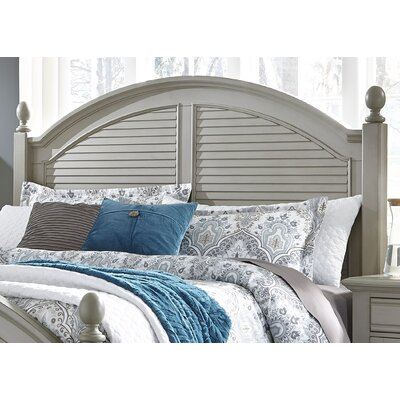 Hinsdale Poster Panel Headboard Size: King