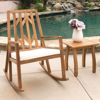 Faulkland 2 Piece Rocker Seating Group with Cushion