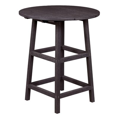 Aloa Pub Table Finish: Espresso