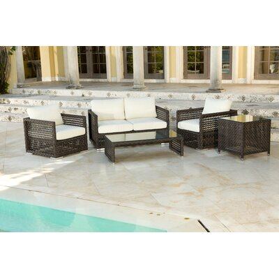 New Marianna Deep Seating Group Cushions - Product picture - 4119