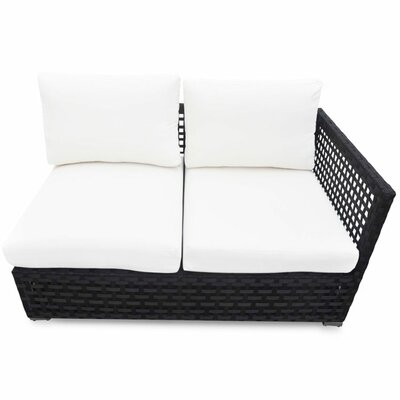Marianna Right Arm Facing Loveseat with Cushion Fabric: Standard