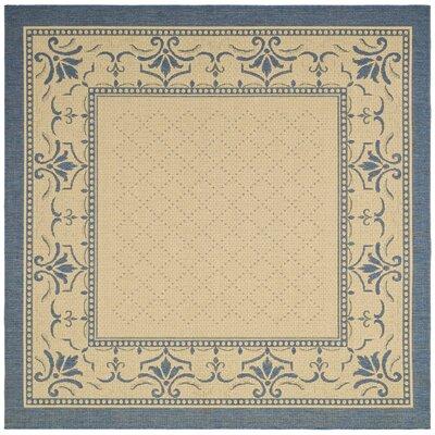 Amaryllis Ivory Area Rug Rug Size: Square 67