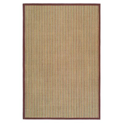 Greene Hand-Woven Blue/Purple Rug Rug Size: Rectangle 5 x 8
