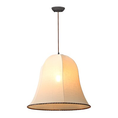 Corwin 1-Light Bowl Pendant