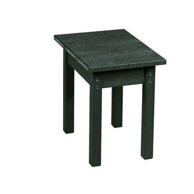 Aloa Side Table Finish: Forest Green