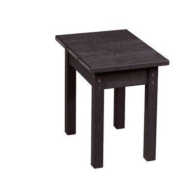 Zander Side Table Finish: Espresso