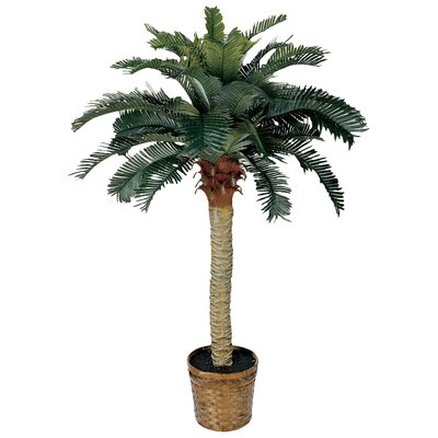 Palm Tree with Basket Size: 48 H