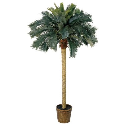 Palm Tree with Basket Size: 72 H
