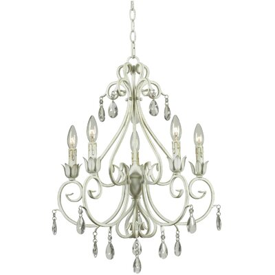 Mystic 5-Light Candle-Style Chandelier