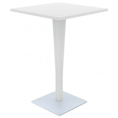 Jaelyn Bar Table Finish: White