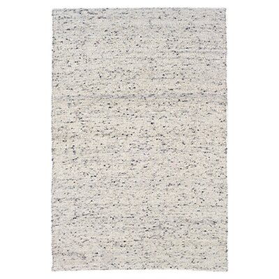 Landenberg Hand-Woven Natural Area Rug Rug Size: Rectangle 53 x 76