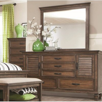 Dorrington Dresser with Mirror