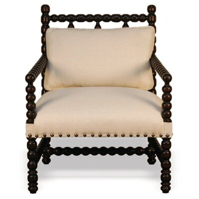 Glenville Occasional Armchair Body Fabric: NOTION CREMEPUFF
