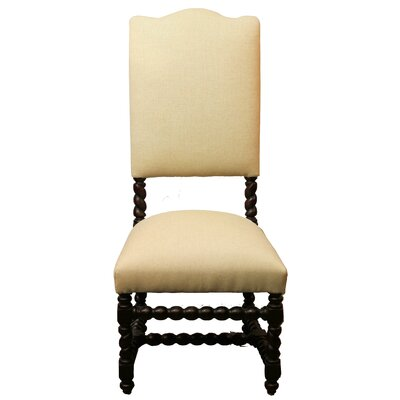 Sycamore Side Chair Upholstery: Cream