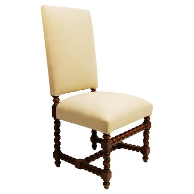 Sycamore Side Chair Upholstery: Tan