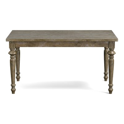 Canfield Dining Table Color: Antique Burnt Oak