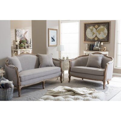 Celine Sofa and Loveseat Set