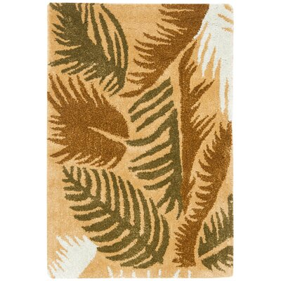 Felton Taupe / Multi Contemporary Rug Rug Size: Rectangle 2 x 3