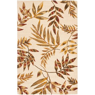 Felton Light Dark Beige / Multi Contemporary Rug Rug Size: 76 x 96