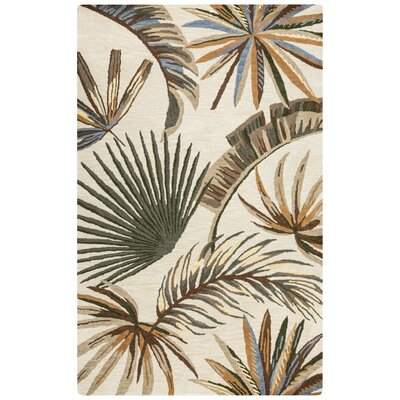 Minnie Hand-Tufted Area Rug Rug Size: 5 x 8