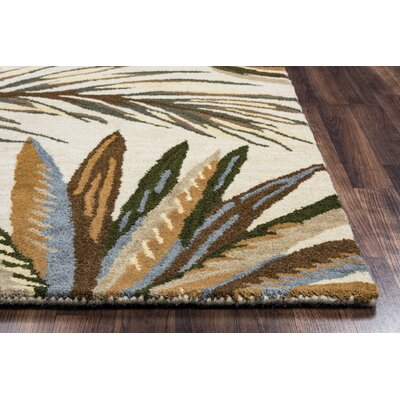 Minnie Hand-Tufted Area Rug Rug Size: Runner 26 x 8