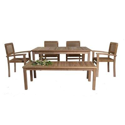 Garrison 6 Piece Dining Set