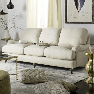 Maynard Sofa Upholstery: Natural