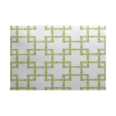 Connelly Green Indoor/Outdoor Area Rug Rug Size: 4 x 6