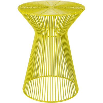 Hodov End Table Color: Bright Yellow